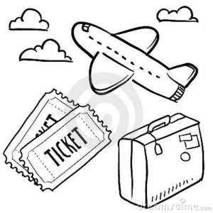 travel on plane